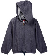 Tea Collection Olympic Zip Hoodie (Toddler, Little Girls, & Big Girls)