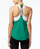 Nike Elevate Elastika Dri-FIT T-Back Training Tank Top