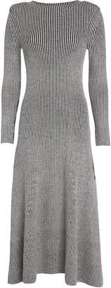 Mara Hoffman Jasmine Rib Knit Midi Dress
