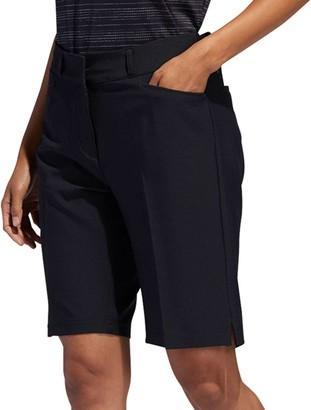 adidas Women's Solid Bermuda Shorts