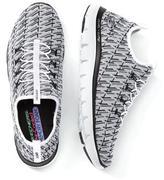 Penningtons Skechers Two-Toned Wide-Width Sneakers