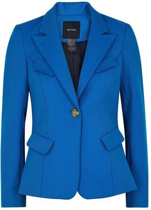 Smythe Blue Twill Blazer