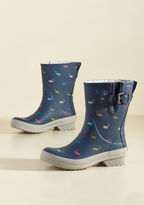 ModCloth Puddle Promenade Boot in 8