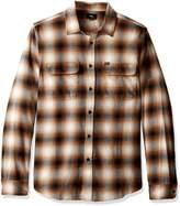 Obey Men's Dobbs Woven Shirt