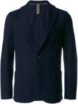 Eleventy patch pocket blazer - men - Polyester/Acetate/Virgin Wool - 48