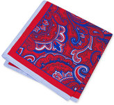 Club Room Men's Paisley Pocket Square, Only at Macy's
