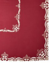 "Sferra Ellino 72"" x 126"" Tablecloth & 12 Napkins"