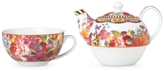 Lenox Melli Mello 3-Pc. Tea for One Lidded Teapot & Cup Set, A Macy's Exclusive Style