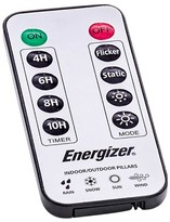 Energizer TruFlame Indoor/Outdoor Flameless Candle Remote Control