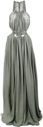 Cult Gaia Cut-Out Maxi Dress