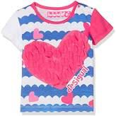 Desigual Baby Girls' TS_NATALIA T-Shirt,(Manufacturer Size: 68 (12)