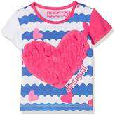 Desigual Baby Girls' TS_NATALIA T-Shirt