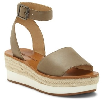 Lucky Brand Joodith Espadrille Wedge Sandal