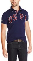U.S. Polo Assn. Men's Solid Polo Shirt