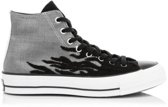 Converse Archive Prints Elevated Chuck 70 Flame Sneakers