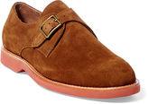 Polo Ralph Lauren Caldwell Suede Monk-Strap Shoe