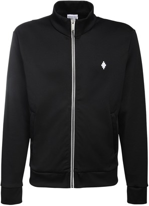 Marcelo Burlon County of Milan Cross Logo Tech Track Jacket