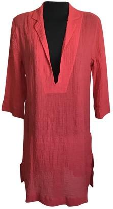 La Perla Red Cotton Swimwear for Women
