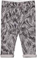Stella McCartney Grey Scribble Lohan Jeans