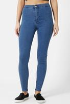 Topshop Moto &Joni& High Rise Super Skinny Jeans (Mid Denim)