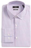 BOSS Men's Marley Sharp Fit Check Dress Shirt