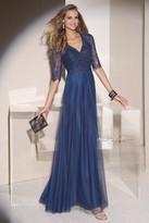 Alyce Paris Mother Of The Bride - 29704 Evening Dress In Navy