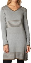 Prana Mariette Hooded Dress - Organic Cotton, Long Sleeve (For Women)