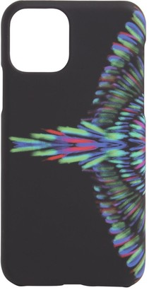 Marcelo Burlon County of Milan Wings Print Iphone 11 Pro Case