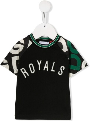 Dolce & Gabbana Kids Royals T-shirt