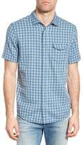 Jeremiah Graham Reversible Plaid Sport Shirt