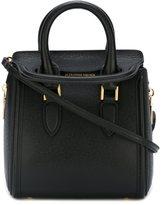 Alexander McQueen mini 'Heroine' crossbody bag - women - Calf Leather - One Size