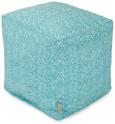Majestic Home Goods Navajo Small Ottoman