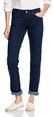 Mustang Women's Straight Leg Jeans, Azul (), 29W x 36L