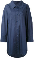 Sonia Rykiel loose fit shirt dress - women - Cotton - 36