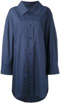 Sonia Rykiel loose fit shirt dress - women - Cotton - 38
