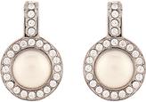 Balenciaga Faux-pearl and crystal earrings