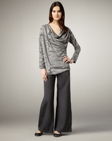 XCVI Bedford Wide-Leg Pants