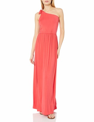 Clayton Women's Callista One Shoulder Maxi Dress