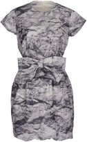 Moschino Cheap & Chic MOSCHINO CHEAP AND CHIC Short dresses - Item 34770895