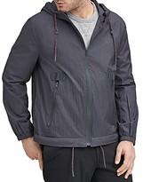 Andrew Marc Quinn Hooded Jacket