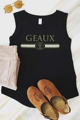 Alternative Apparel Geaux Black & Gold