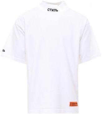 Heron Preston CTNMB Embroidered T-Shirt