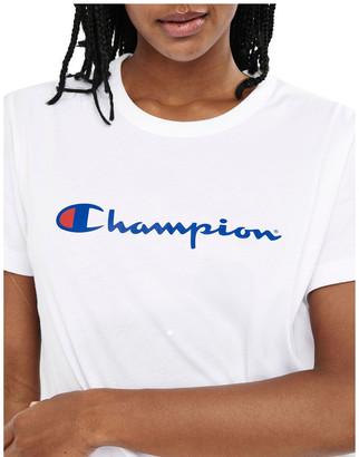 Champion Sport Crop Tee