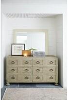 Bernhardt Santa Barbara 6 Drawer Double Dresser with Mirror