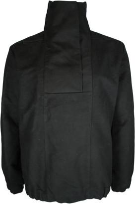 Format WIND Black Moleskin Windbreaker - S - Black