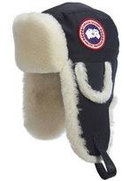 Canada Goose Shearling Fur Pilot Hat