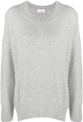 Allude Side-Slit Sweater
