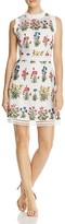 Lucy Paris Gabby Embellished Mesh Dress - 100% Exclusive