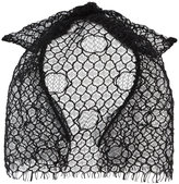Maison Michel Tina veil headband - women - Nylon - One Size