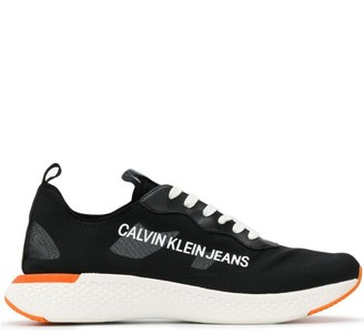Calvin Klein Jeans Lace-Up Low Sneakers